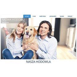 Szablon Joomla / WordPress dla hodowli psów SH1c