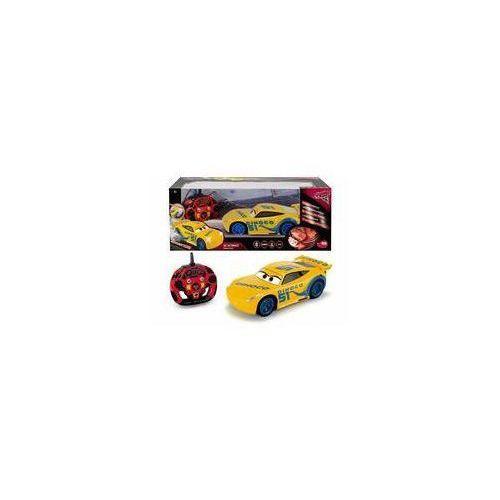 Jeżdżące dla dzieci, Auta 3 rc feature cruz ramirez, 26 cm