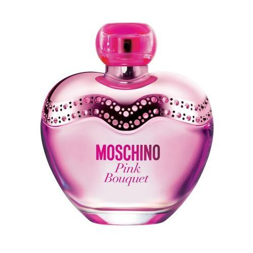 Wody toaletowe damskie, Moschino Pink Bouquet Woman 50ml EdT