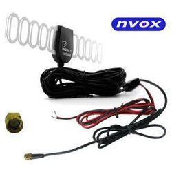NVOX T115 samochodowa antena DVB-T ze wzmacniaczem 28dB