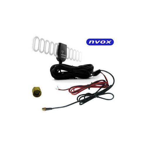 Anteny samochodowe, NVOX T115 samochodowa antena DVB-T ze wzmacniaczem 28dB