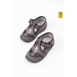 Kapcie niemowlęce szare 5Z3901 Oferta ważna tylko do 2031-05-05