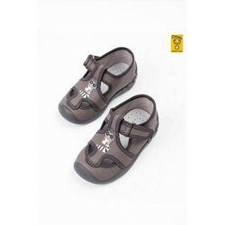 Kapcie niemowlęce szare 5Z3901 Oferta ważna tylko do 2031-09-21
