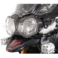 Pozostałe części do motocykli, PROTEKROT REFLEKTORA, SW-MOTECH, BLACK. TRIUMPH TIGER 800 / 800XC / 1200