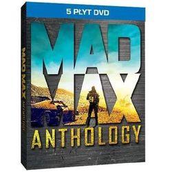 Mad MAx. Antologia + karty kolecjonerskie (5DVD)