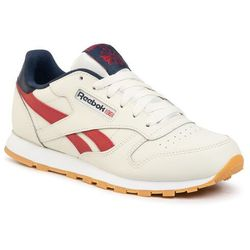 Buty Reebok - Classic Leather DV9550 Chalk/Power Red/Navy