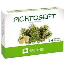 Pichtosept Olejek pichtowy 24 tabl.