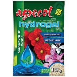 Agrecol Hydrożel (Hydrogel) utrzymuje wodę w podłożu 10 g