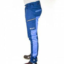 Spodnie do pasa TUBBOS w kolorze niebiesko-błękitne