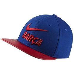 NIKE CZAPKA Z DASZKIEM FC BARCELONA U Pro Pride 916568-455