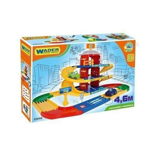 Wader Kid Cars 3d Parking 3 Poziomowy Garaż