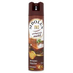 Spray do pielęgnacji mebli Sidolux M Migdał 350 ml