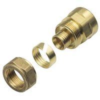 Złączki i mufy hydrauliczne, Złączka skręcana KAN-therm gwint wewnętrzny 1/2 x 18 x 2,5 mm