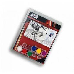 Koszulka Star Wars z farbami, 7-8 lat - DARMOWA DOSTAWA OD 199 ZŁ!!!