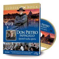 Pozostałe filmy, Ludzie Boga. Don Pietro Pappagallo DVD + książka