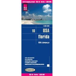 USA Floryda, 1:500 000