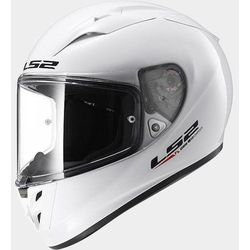 KASK LS2 FF323 ARROW R SOLID WHITE