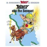 Książki do nauki języka, Asterix & the Banquet (b.#05) (opr. miękka)