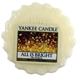 Wosk Zapachowy - All Is Bright - 22g - Yankee Candle