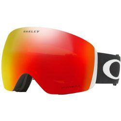 Oakley Flight Deck Gogle Mężczyźni, matte black/w pritm torch iridium 2020 Gogle narciarskie