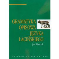 Językoznawstwo, Gramatyka opisowa języka łacińskiego (opr. miękka)