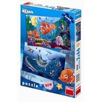 Puzzle, Nemo - puzzle 2 motivy v balení 2x66 díl neuveden