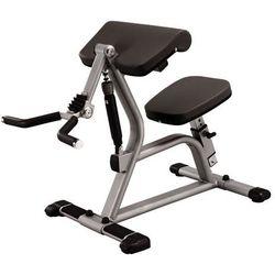 Maszyna na mięśnie bicepsa BODY SOLID Hydraulicline CBC400 - Kolor Czarny