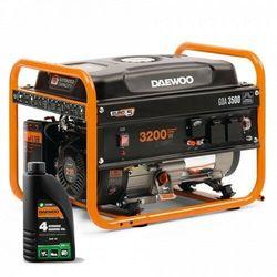 Agregat prądotwórczy DAEWOO GDA 3500 3,2kW AVR 7,5KM + gratis