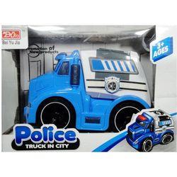 Zabawka SWEDE Ciężarówka policyjna Q2054