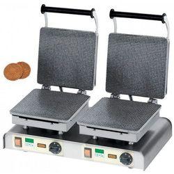 Gofrownica podwójna | Stroop Waffle | 400V / 4,4kW