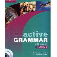 Językoznawstwo, Active Grammar Level 3 With Answers (opr. miękka)