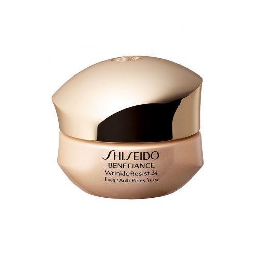 Kremy pod oczy, Shiseido Benefiance Wrinkle Resist 24 krem pod oczy 15 ml dla kobiet