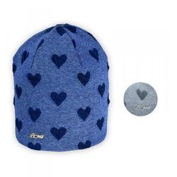 Rebos 7076 Girl czapka dziewczęca