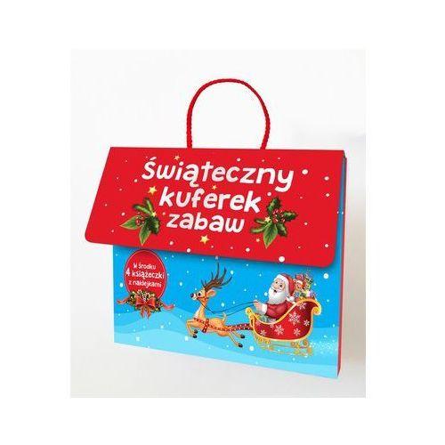 Pozostałe książki, Świąteczny kuferek zabaw - Jeśli zamówisz do 14:00, wyślemy tego samego dnia. Darmowa dostawa, już od 99,99 zł.