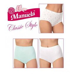 Figi Manuela rozmiar 3XL 6-pack