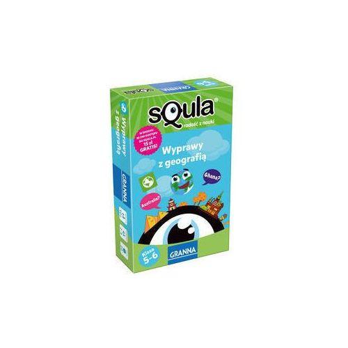 Gry dla dzieci, Squla 5-6 Wyprawy z Geografią - Granna