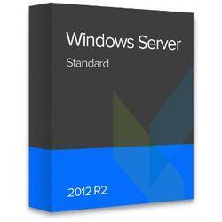 Windows Server 2012 R2 Standard elektroniczny certyfikat