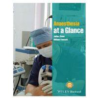 Książki medyczne, Anaesthesia at a Glance (opr. miękka)