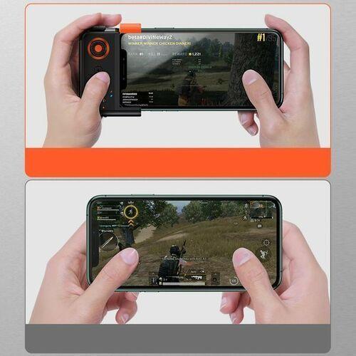Gamepady, Baseus One-Handed Gamepad | Bezprzewodowy kontroler do gier pad do telefonu bluetooth