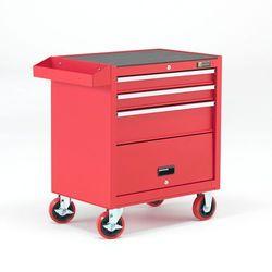 Wózek narzędziowy, 3 szuflady, 805x680x460 mm