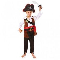 Kostium Pirat z mieczem dla chłopca - 3/5 lat (104)
