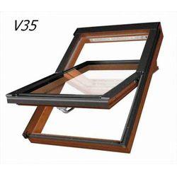 Okno dachowe FAKRO PTP-V/GO U3 114x140