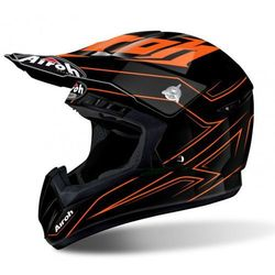AIROH SWITCH SPACER ORANGE GLOSS KASK Off-road
