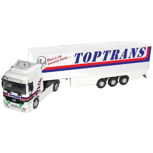 Ciężarówki dla dzieci, Monti Systém Ciężarówka 61.1 Toptrans 1:48 - BEZPŁATNY ODBIÓR: WROCŁAW!