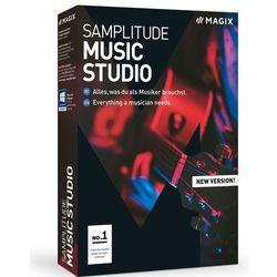 MAGIX Samplitude Music Studio 2019 - Box - EN - Certyfikaty Rzetelna Firma i Adobe Gold Reseller