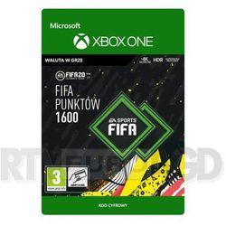 FIFA 20 1600 Punktów [kod aktywacyjny] Xbox One