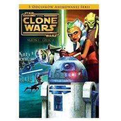 Film GALAPAGOS Gwiezdne Wojny: Wojny Klonów (Sezon 1 cz.2) Star Wars: The Clone Wars