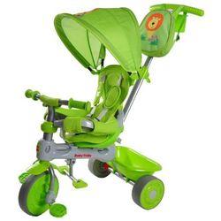 Madej Rowerek Baby Trike 3w1 zielony