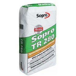 SOPRO TR 280- średniowarstwowa, biała zaprawa klejowa, 25 kg