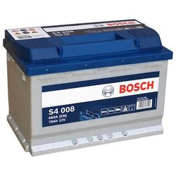 Akumulator Bosch 12V 74Ah/680A S4008 wysoki